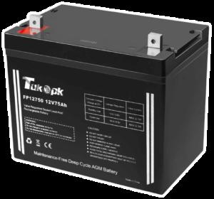 TUKOPK Battery