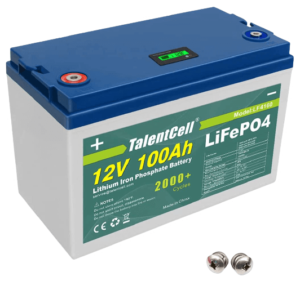 TalentCell Rechargeable Battery