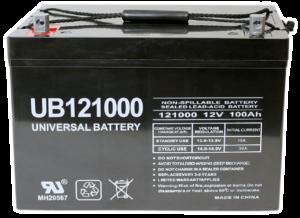 Universal Battery For Gate opener