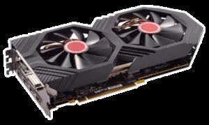 XFX Radeon RX 580 GPU