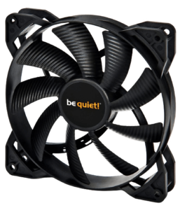 be quiet! Pure Wings Static Pressure Fan