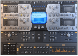 Diversion Synth by DS Audio