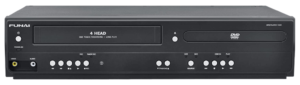 Funai Corp.VHS Player with Dolby Digital