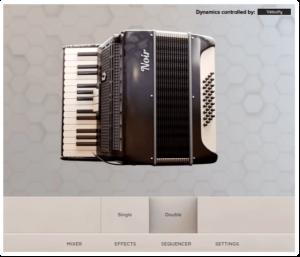 Le Parisien Kontakt Instrument by Wavesfactory