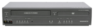 Magnavox 4 Head Hi-Fi Stereo VHS Player