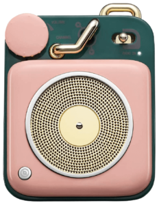 Mini Bluetooth Vintage Speaker by MUZEN