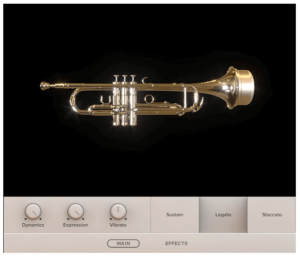 Muted Trumpet Harmon by Wavesfactory