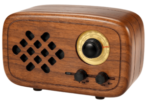 Rerii Retro Bluetooth Vintage Speaker