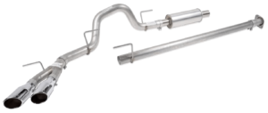 Roush Cat Back Exhaust For f150 EcoBoost