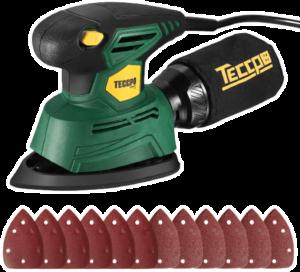 TECCPO Compact Multifunction Sander