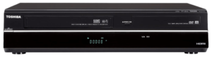 Toshiba DVD & VHS Recorder with Tuner