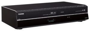 Toshiba DVDVHS Recorder