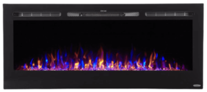 Touchstone Sideline Electric Fireplace Log