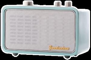 Trenbader Bluetooth Vintage Speaker