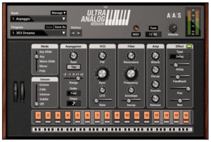 Ultra Analog Session Synth by AAS