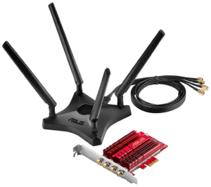 ASUS PCE-AC88 WiFi PCIe Adapter