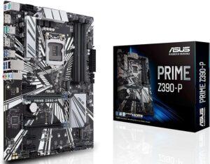 ASUS Prime Z390-P LGA1151 ATX Motherboard