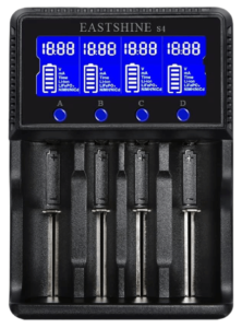 EASTSHINE Universal Battery Charger