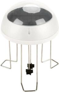 Fdit Solar Power Water Wiggler