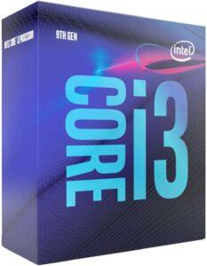 Intel Core i3-9100 Desktop Processor