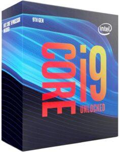 Intel Core i9-9900K Desktop Processor