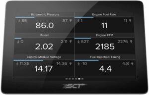 SCT GTX Performance Tuner & Monitor