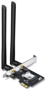 TP-Link AC1200 PCIe WiFi Adapter