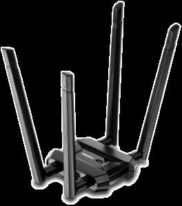 TRENDnet High Power Wireless USB Adapter