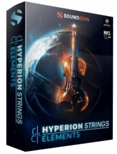 Hyperion Strings Elements by Soundiron