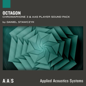 Octagon Chromaphone by Applied Acoustics Systems