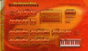 Orange Vocoder by Zynaptiq