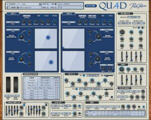 Quad by Rob Papen Aepeggiator VST