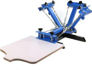 SHZOND Screen Printing Machine