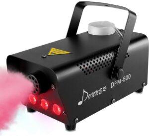 Donner Fog Machine for Halloween