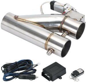 """PQY Universal 3"""" Electric Exhaust Cutout"""