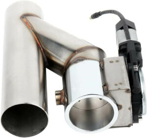 SCITOO 2.5 Electric Exhaust Cutout