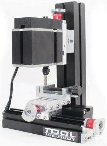 Top tool Micro Milling Machine