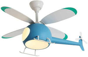 ATGTAOS Helicopter Ceiling Fan