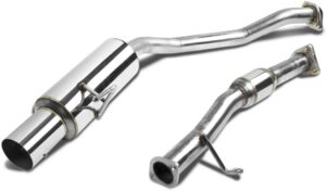 Auto Dynasty Exhaust System for Honda S2000