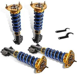 MOSTPLUS Coilovers Struts for WRX