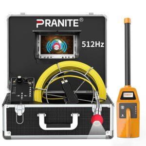 Pranite Sewer Camera with Locator