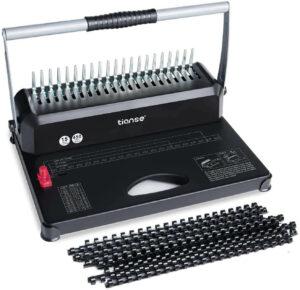 Tianse Comb Binding Machine