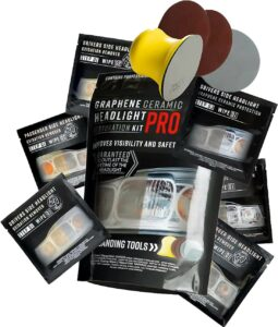 Adam's Headlight Restoration Kit
