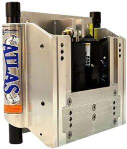 "Atlas 4"" Hydraulic Jack Plate"