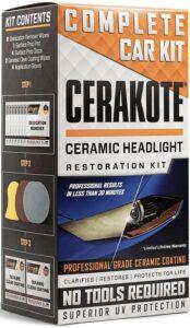 Cerakote Headlight Restoration Kit