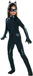 Child's Deluxe Catwoman Costume