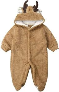 Newborn Toddlers Deer Halloween Costume