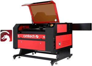 Omtech 100W CO2 Laser Engraver Cutter