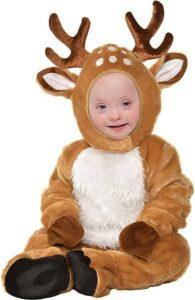 Suit Yourself Cozy Deer Costume