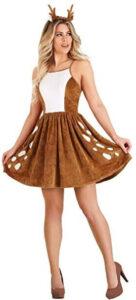 Women's Dazzling Deer Costume